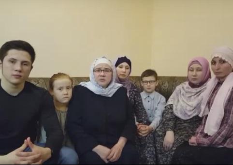 Семья пропавшего имама Зарипова обратилась к Путину напрямую