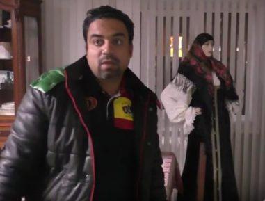 Русские женщины в «хиджабе» потрясли египтянина (ВИДЕО)