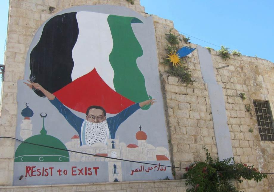 На «Евровидении» флаги Палестины и крымских татар приравняли к ИГИЛ