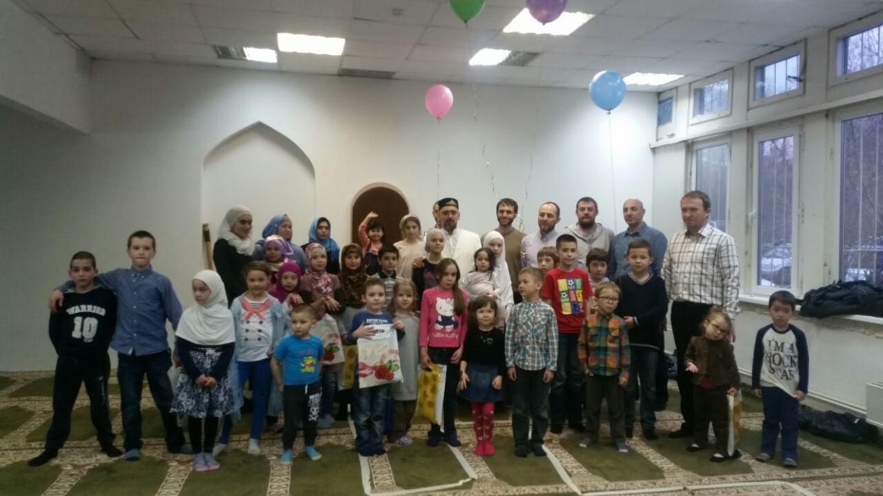 В Москве прошёл праздник детского мусульманского журнала