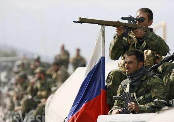 Чеченские спецназовцы
