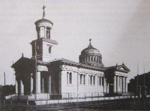 Бывшая церковь
