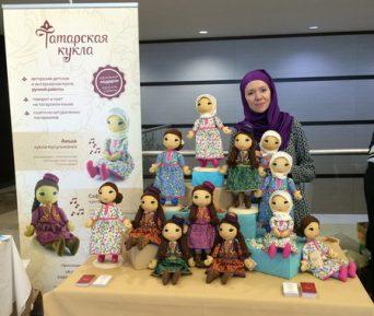В Москве начали выпускать куклы, восхваляющие Аллаха
