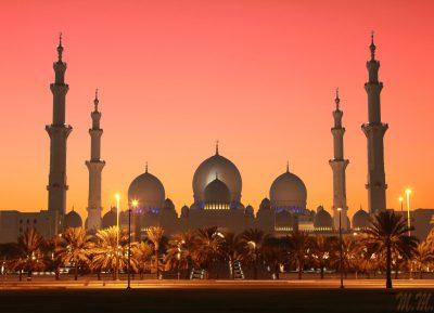 Второе любимое место туристов в мире – мечеть
