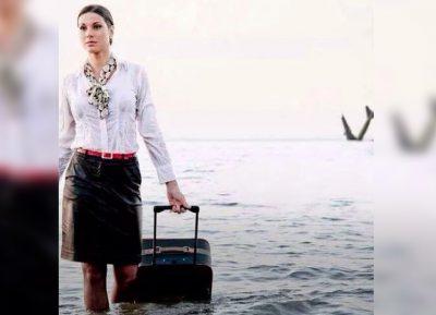 Стюардесса пропавшего самолета EgyptAir публиковала пугающее фото