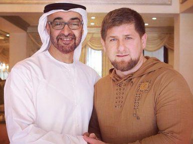 Наследный принц Абу-Даби исполнил данное Кадырову обещание