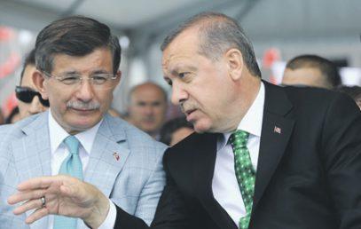 СМИ узнали о желании Эрдогана распрощаться с Давутоглу