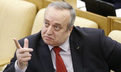 Сенатор Клинцевич вышел из терпения и грозит визовым режимом союзникам по СНГ
