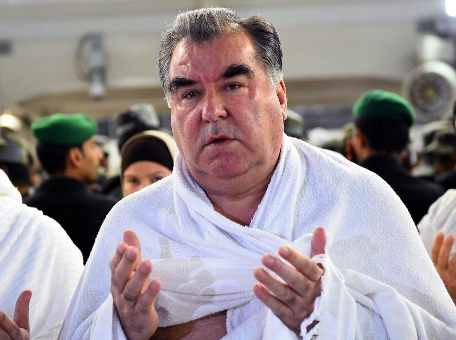 Президент Таджикистана стал пожизненным