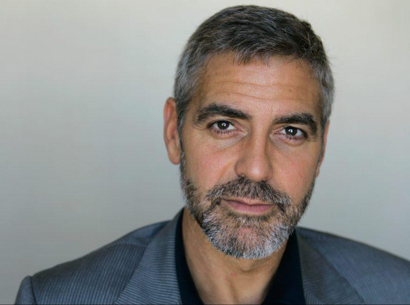 Джордж Клуни в пух и прах разнес исламофоба №1