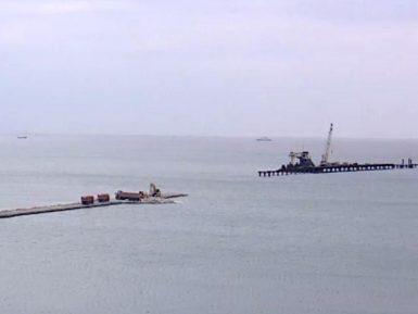 Что стало с турком, разрушившим опору моста в Крым?