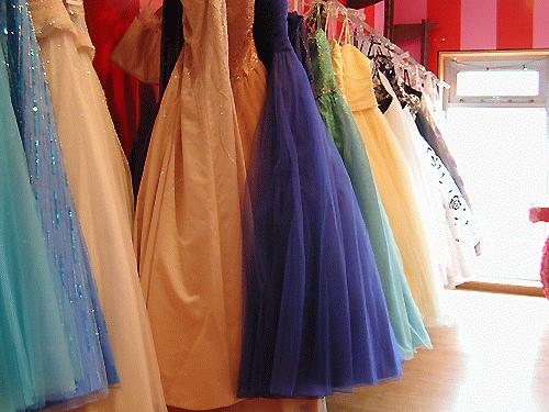 Как подбирать длинные платья?