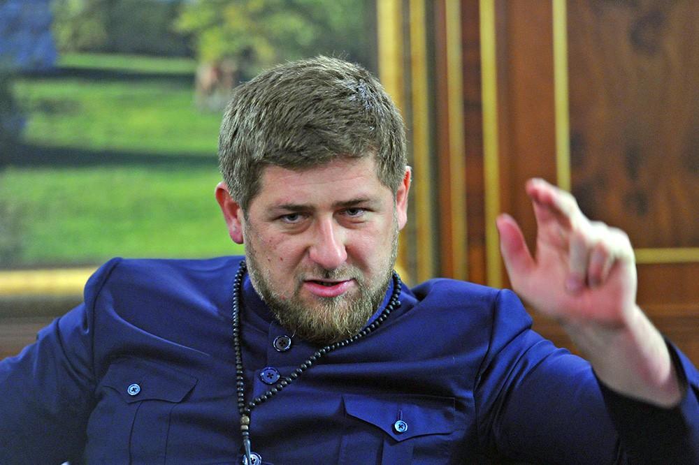 Кадыров прокомментировал заявления жителя Чечни о поджоге его дома