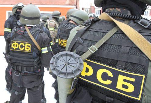 ФСБ: Задержаны мигранты, готовившие теракты на 1 мая