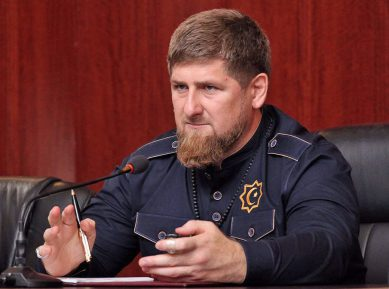 Что сделал Кадыров с больными собаками