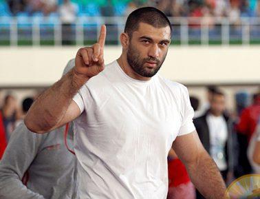 Борцовский десант с Кавказа нацелился на медали Олимпиады