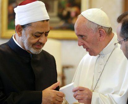 В Ватикане прошла историческая встреча с мусульманами