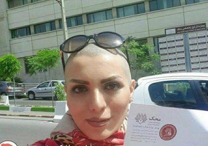 Иранка пошла на радикальный шаг, чтобы не носить хиджаб