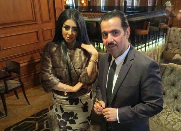 Красавица-жена была потрясена подарком кувейтского шейха (ВИДЕО)