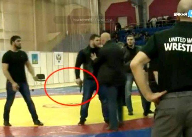 В Госдуме прокомментировали драку с участием чеченских борцов (ВИДЕО)