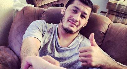Боец MMA Магомедов спас тонущего ребенка