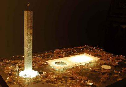 Высочайший в мире минарет станет эмблемой умеренного ислама