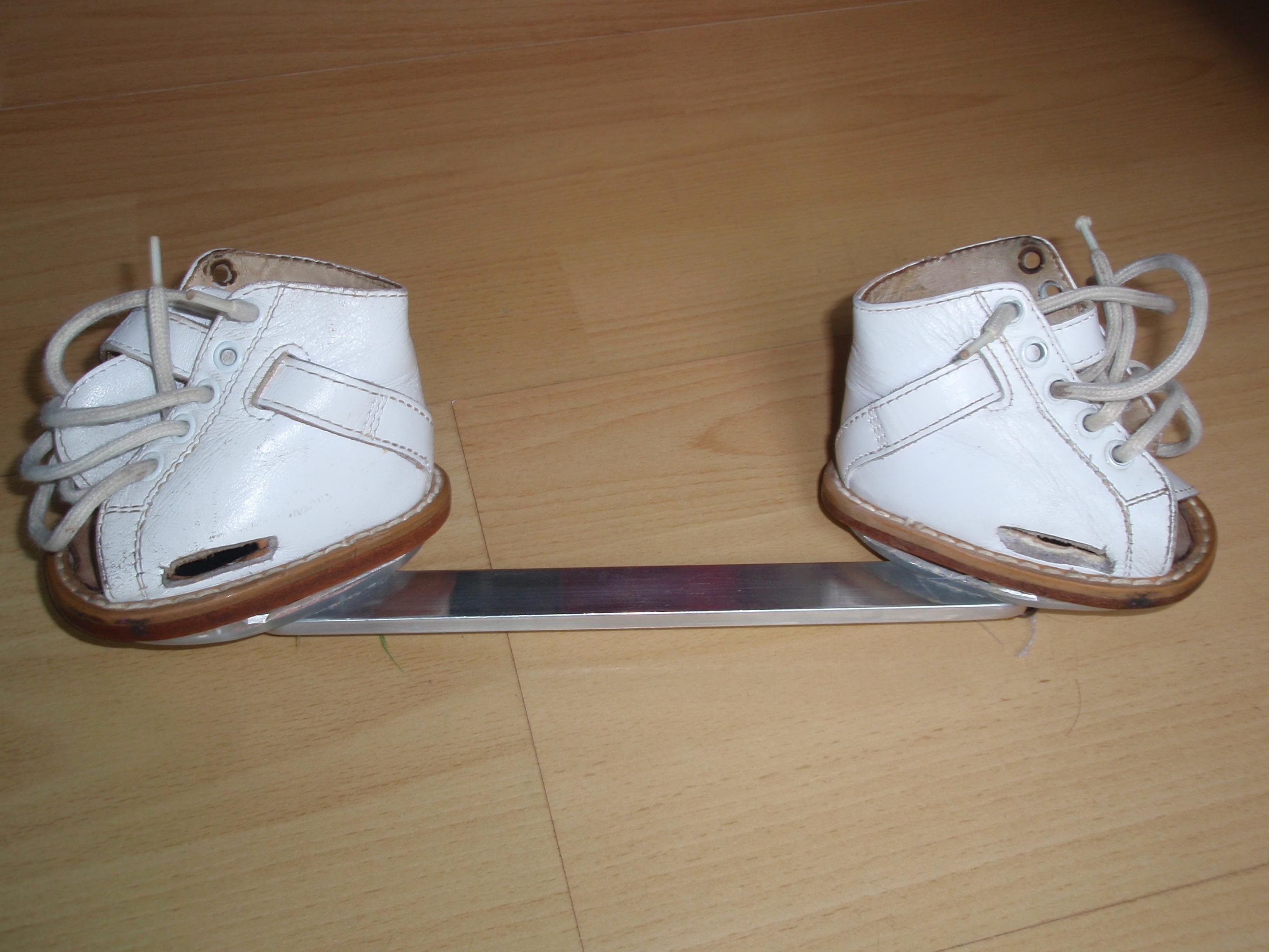 Спортивные инверсионные ботинки