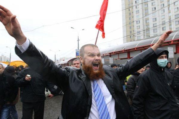 В Москве начинается суд над лидером «Русских»