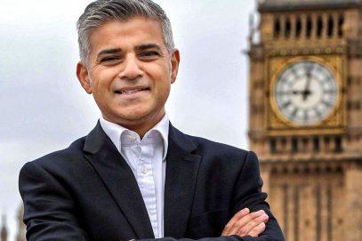 На выборах мэра Лондона лидирует мусульманин