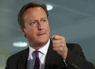 Кэмерон выступил с резким антитурецким заявлением