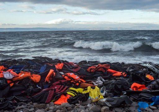 СМИ выяснили, что делают с телами недоплывших до Европы беженцев