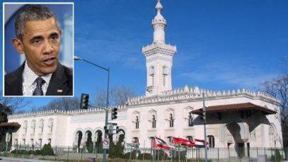 Барак Обама решил поселиться возле мечети