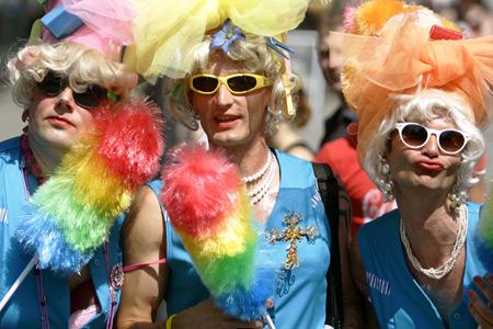 Эрдоган: гомосексуалисты Западу милее женщин с детьми