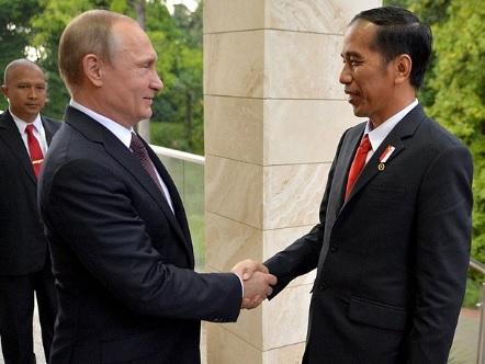 Путин укрепил связи с крупнейшей исламской страной