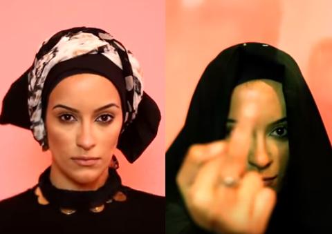 Как изменился хиджаб за 100 лет (ВИДЕО)