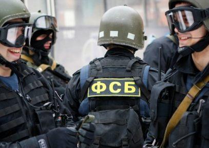 В Москве силовики со стрельбой задержали предполагаемых экстремистов (ВИДЕО)