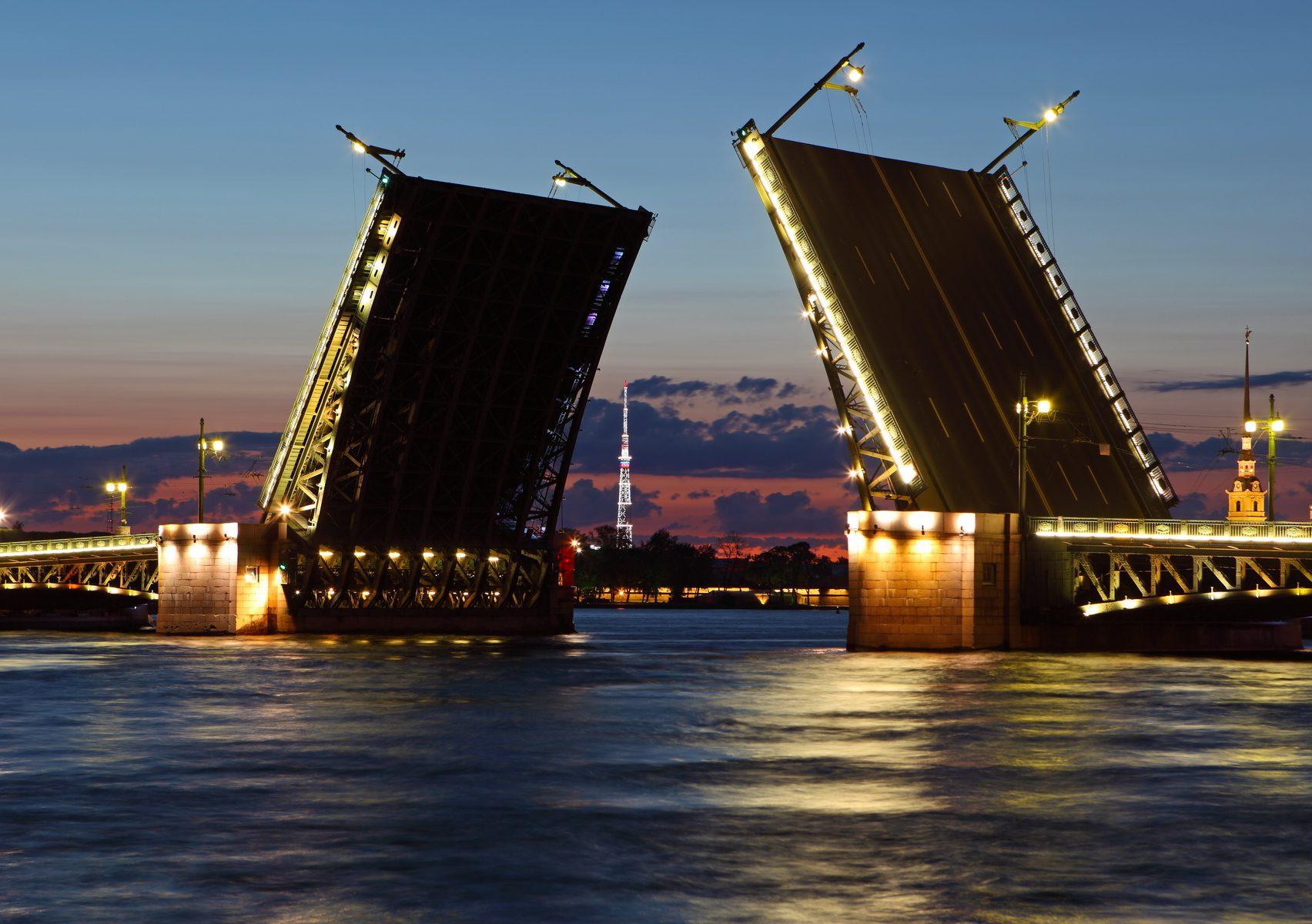 В Петербурге решат судьбу моста Кадырова