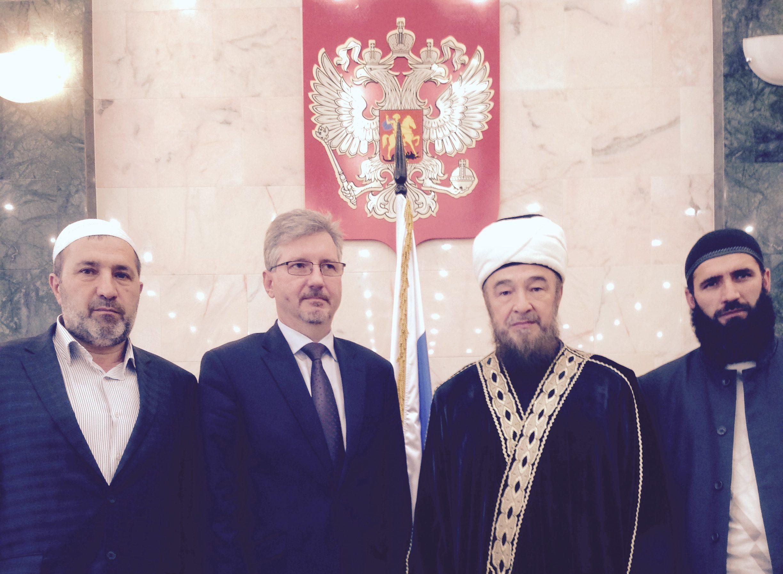 В Якутии главный муфтий призвал к активной гражданской позиции