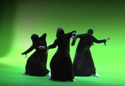 Мусульманки заговорили на языке хип-хопа (ВИДЕО)