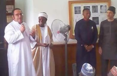 Три профессора одновременно шагнули в ислам