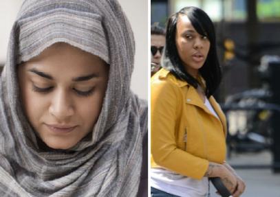Женщина ответит в суде за «содрать хиджаб»