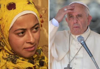 Кого Папа Римский раскритиковал за притеснение мусульманок?