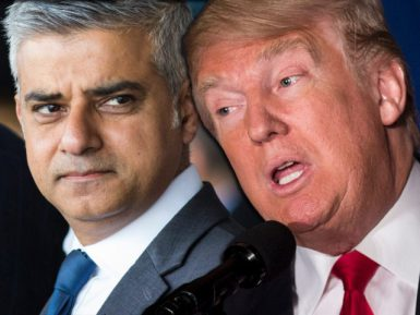 Мэр Лондона: Готов лично обучить Дональда Трампа исламу