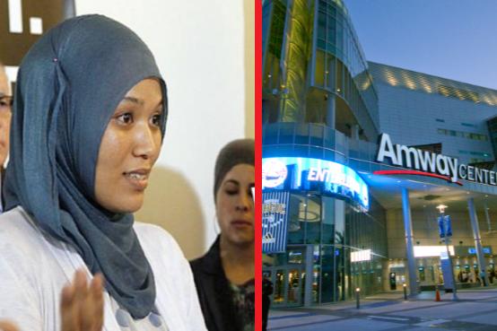 Компания Amway воспротивилась хиджабу