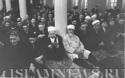Советские мусульмане в 80-х годах 20-го столетия