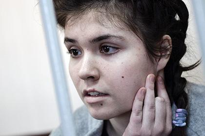 Суд продлил надва месяца срок ареста студентке МГУ Карауловой