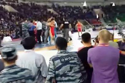 Дагестанские борцы снялись с чемпионата России в знак протеста