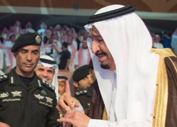 Из-за чего заплакал саудовский король?