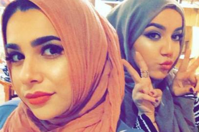 Мусульманки публично поблагодарили кафе – за что?
