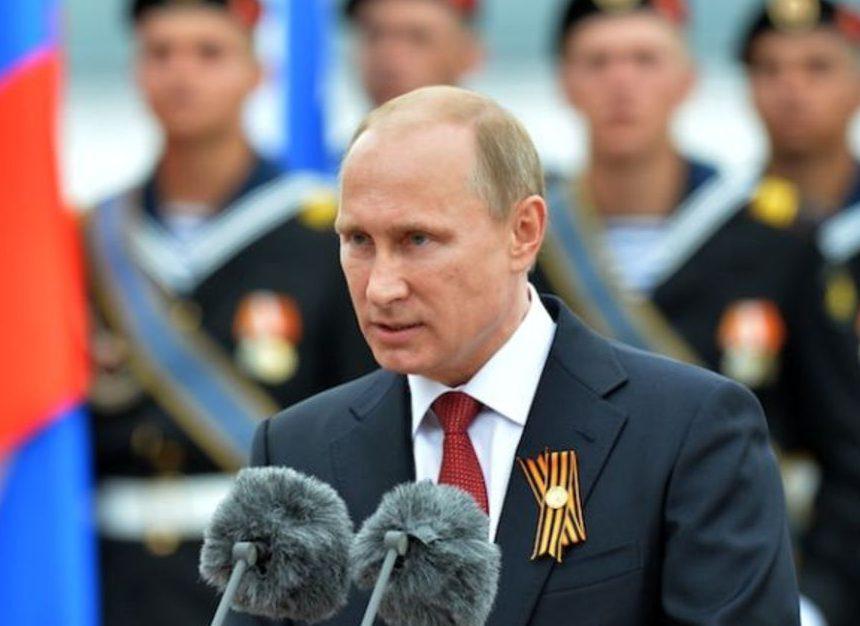 Владимир Путин сказал, в чем сила России